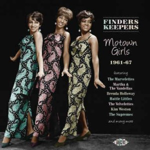 V.A. - Finders Keepers: Motown Girls 1961 -1967